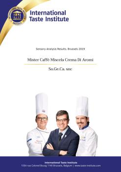 2019: Superior Taste Award, International Taste Institute Bruxelles -  Miscela Crema di Aromi (1)